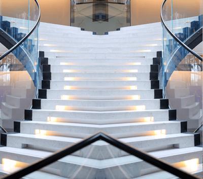 schody granitowe - Warszawa